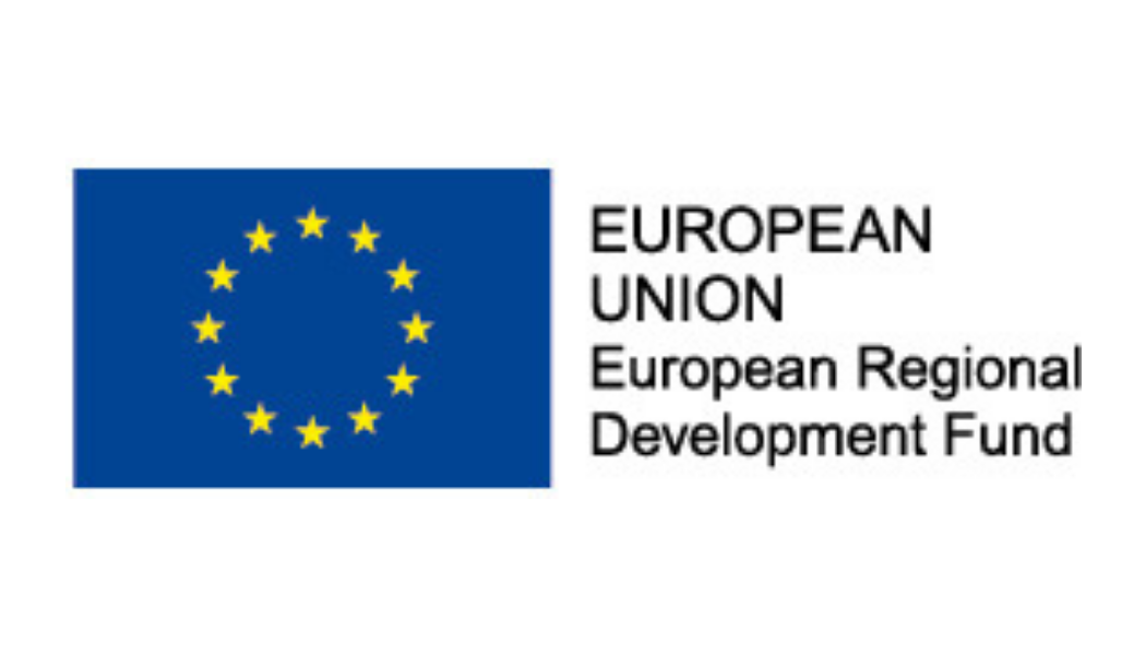 Picture: Logo of the European Regional Development Fund